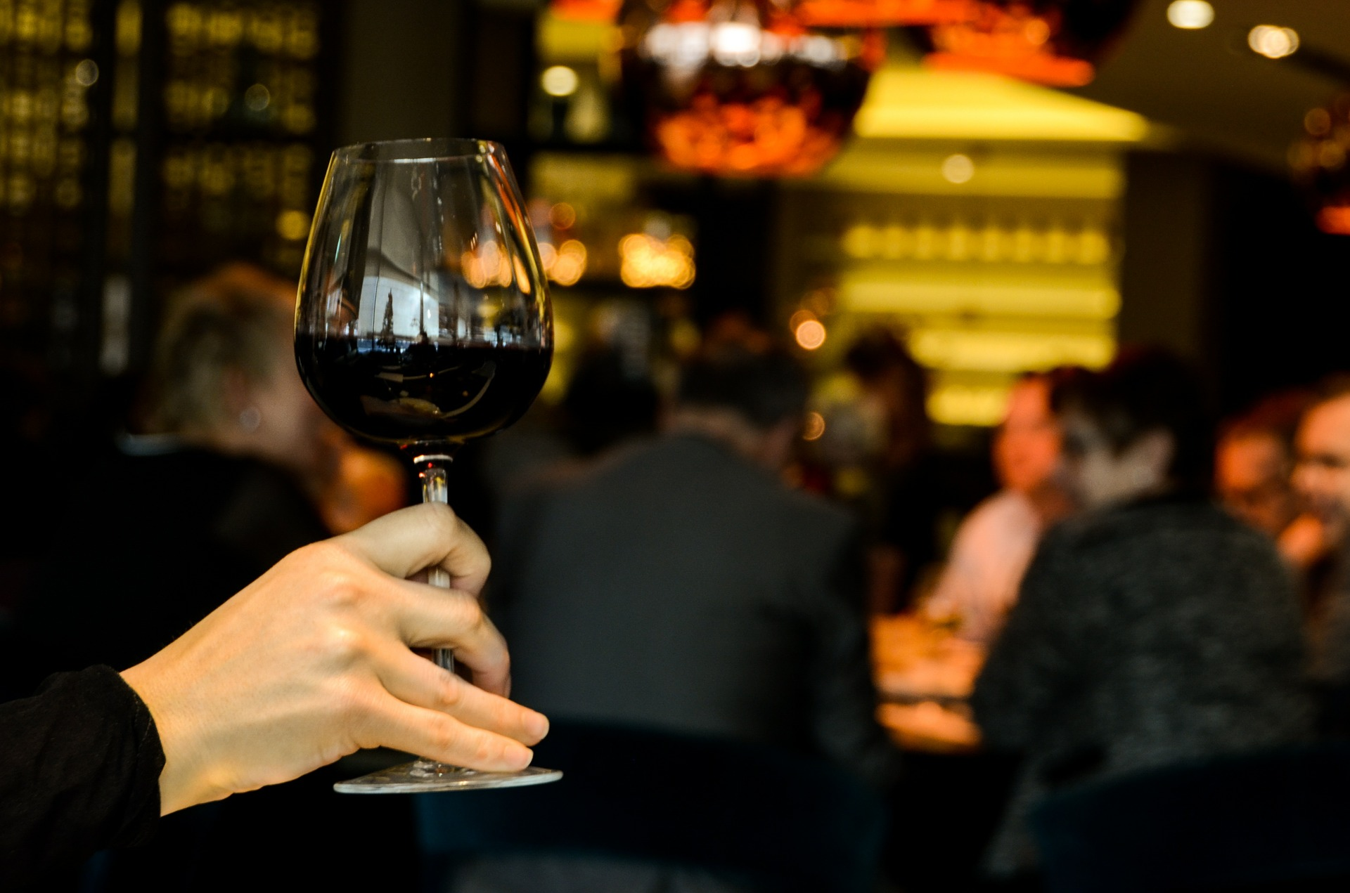 Benefits of polyphenols in Red Wine