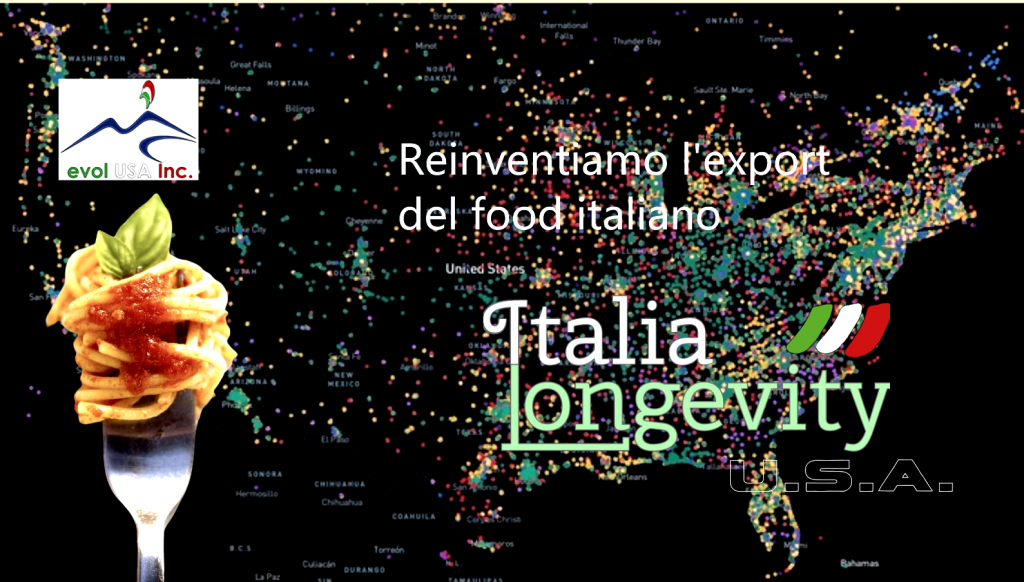 Comunicato Stampa Italia Longevity – USA